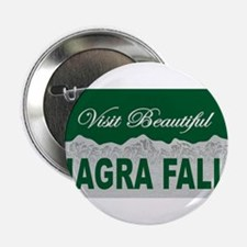 Visit Beautiful Niagra Falls Button