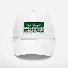 Visit Beautiful Niagra Falls Baseball Baseball Cap