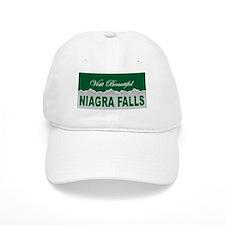 Visit Beautiful Niagra Falls Baseball Cap