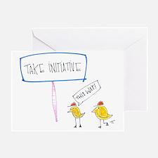 Lead the Way Greeting Card