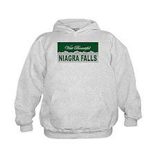 Visit Beautiful Niagra Falls Hoodie