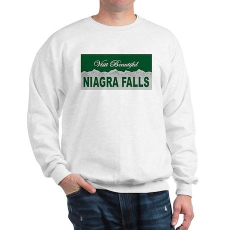 Visit Beautiful Niagra Falls Sweatshirt