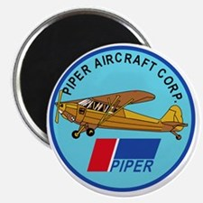 Piper Aircraft Corporation Abzeichen Magnet