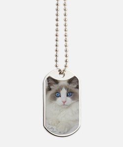 Ragdoll Kitten Dog Tags
