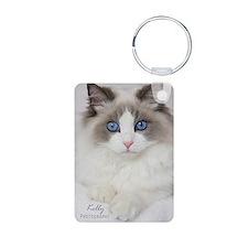 Ragdoll Kitten Keychains