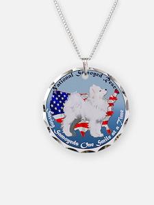 National Samoyed Rescue Necklace