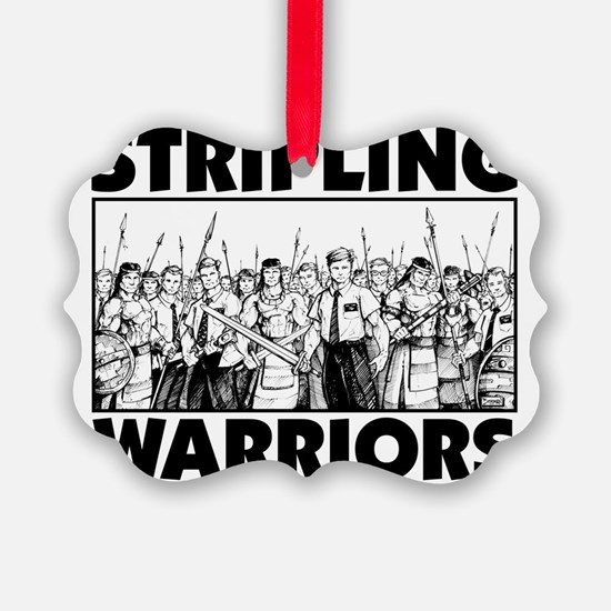Stripling Warriors Ornament
