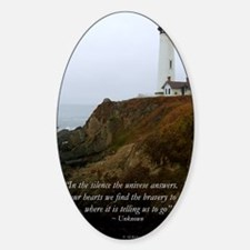 California Lighthouse Decal