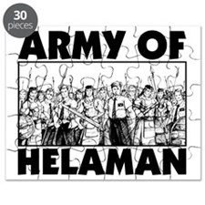 Army of Helaman Puzzle