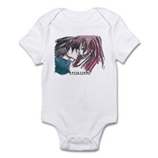 Manga Love Infant Bodysuit