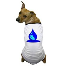 Save Water Please Dog T-Shirt