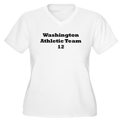 Washington Athletic Team T-Shirt