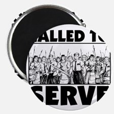 Called To Serve Magnet