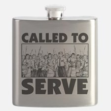 Called To Serve Flask