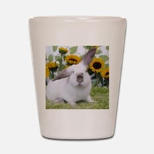 Presto with Sunflowers-1 Shot Glass