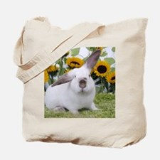 Presto with Sunflowers-1 Tote Bag