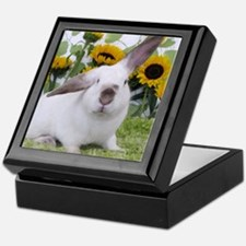 Presto with Sunflowers-1 Keepsake Box