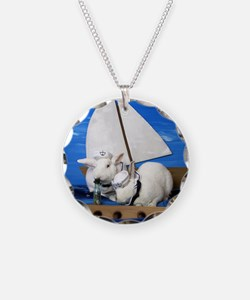 Kirby and Dexter Sailing Necklace