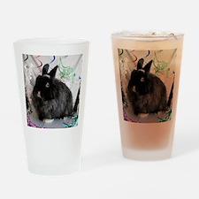 Hopes New Year Celebration Drinking Glass