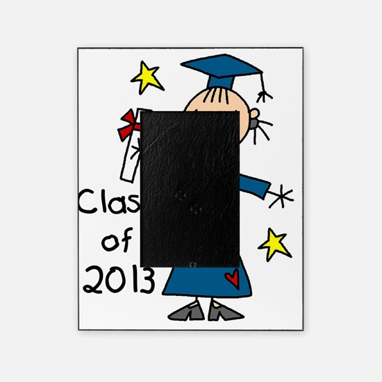 Girl Graduate 2013 Picture Frame