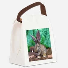 Fezzik in the Woods-1 Canvas Lunch Bag