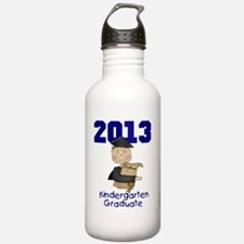 Boy 2013 Kindergarten  Water Bottle