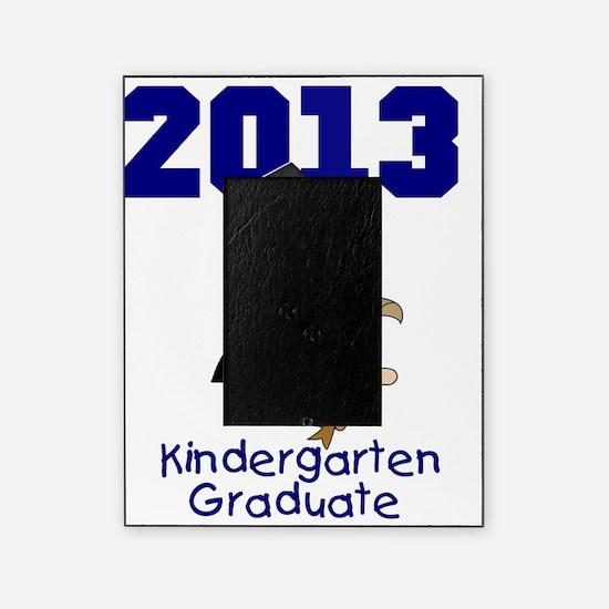 Boy 2013 Kindergarten Graduate Picture Frame