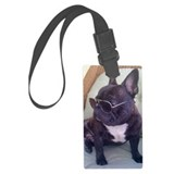 French bulldog Luggage Tags