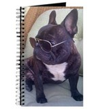 French bulldog Journals & Spiral Notebooks
