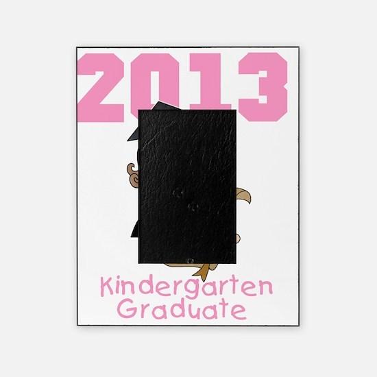 Girl 2013 Kindergarten Graduate Picture Frame