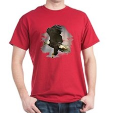 Eagle in Clouds T-Shirt