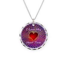I Love My Heart Throb Necklace