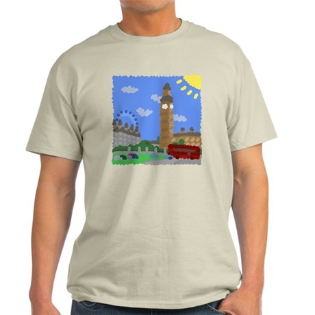 Parliament Square Light T-Shirt