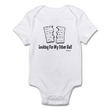 Looking For My Other Half Infant Bodysuit