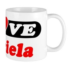 I Love Graciela Mug
