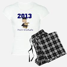 2013 Boy Pre-K Graduate Pajamas