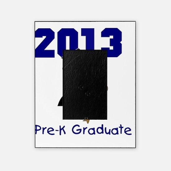 2013 Boy Pre-K Graduate Picture Frame