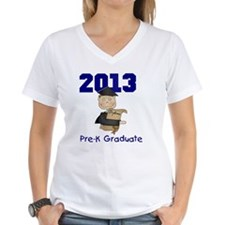 2013 Boy Pre-K Graduate Shirt