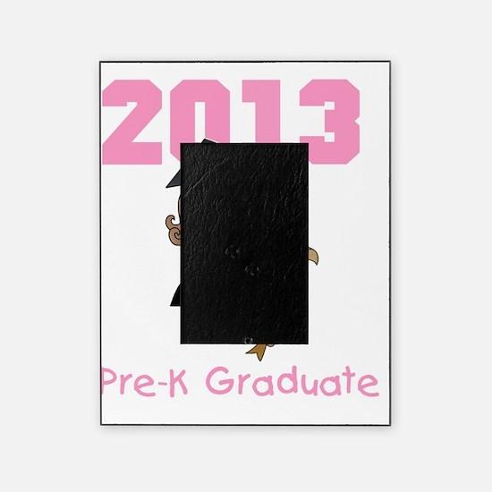 Girl 2013 Pre-K Graduate Picture Frame