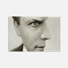 Houdini Optical Illusion Horizont Rectangle Magnet