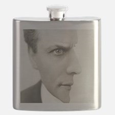 Houdini Optical Illusion Horizontal Flask