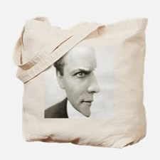 Houdini Optical Illusion Tote Bag