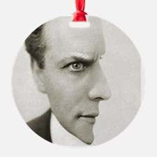 Houdini Optical Illusion Lefty Ornament