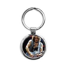 Vivian Campbell Round Keychain