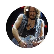 Vivian Campbell Round Ornament