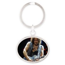 Vivian Campbell Oval Keychain