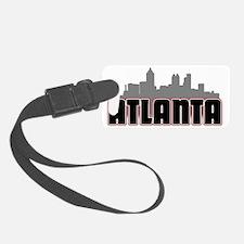 Atlanta Skyline Luggage Tag
