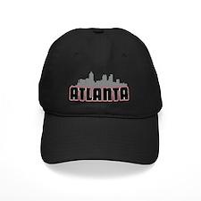 Atlanta Skyline Baseball Hat