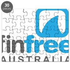 Fin Free Australia Puzzle
