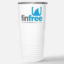Fin Free Australia Stainless Steel Travel Mug